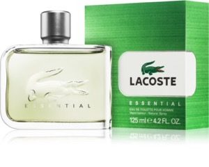 Perfumy lacoste essential